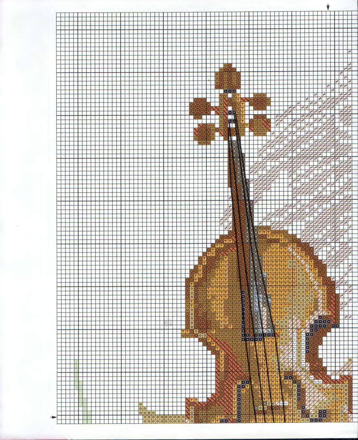 Схемы из бисера - Схемы вышивки 651